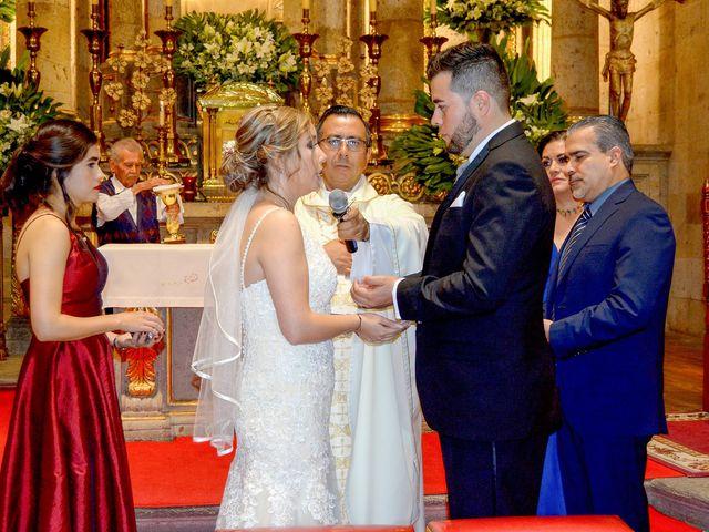 La boda de Sergio y Vanesa en Guadalajara, Jalisco 34
