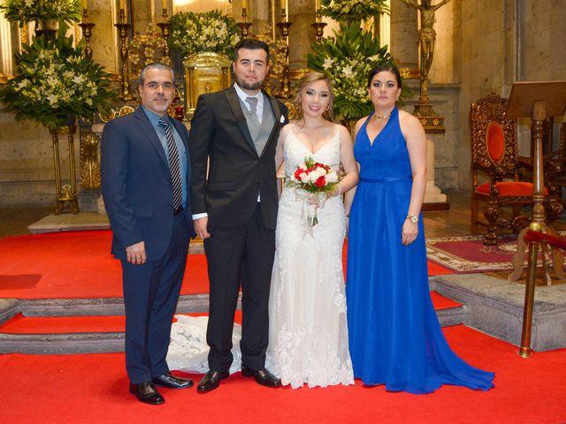La boda de Sergio y Vanesa en Guadalajara, Jalisco 37