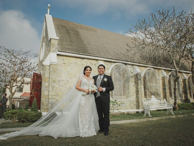 La boda de Sugey y Miguel