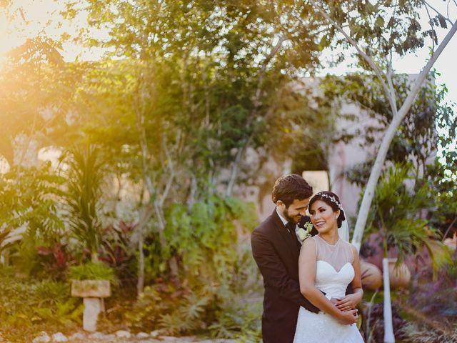 La boda de Alvar y Marilú en Mérida, Yucatán 2