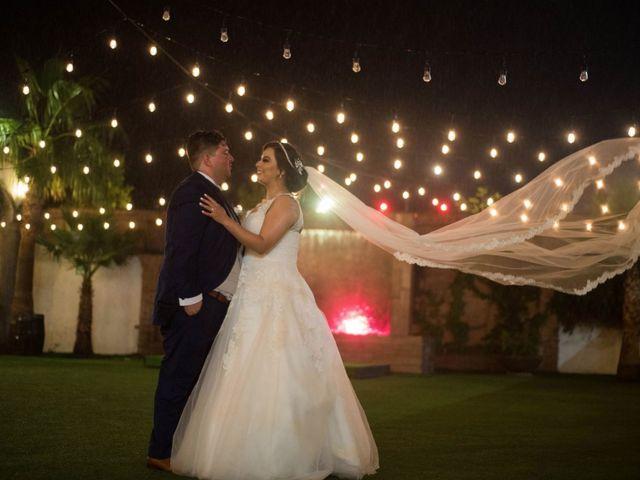 La boda de Gabriela y Brayan