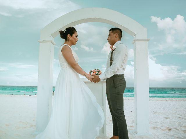 La boda de Hery y Brenda en Cancún, Quintana Roo 1