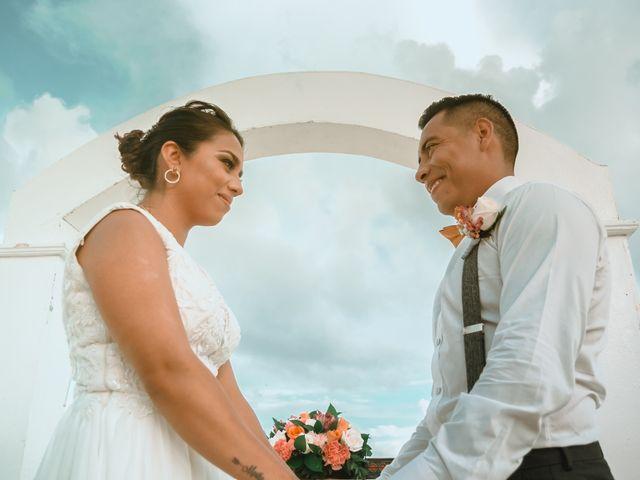 La boda de Hery y Brenda en Cancún, Quintana Roo 6