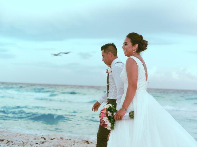 La boda de Hery y Brenda en Cancún, Quintana Roo 2