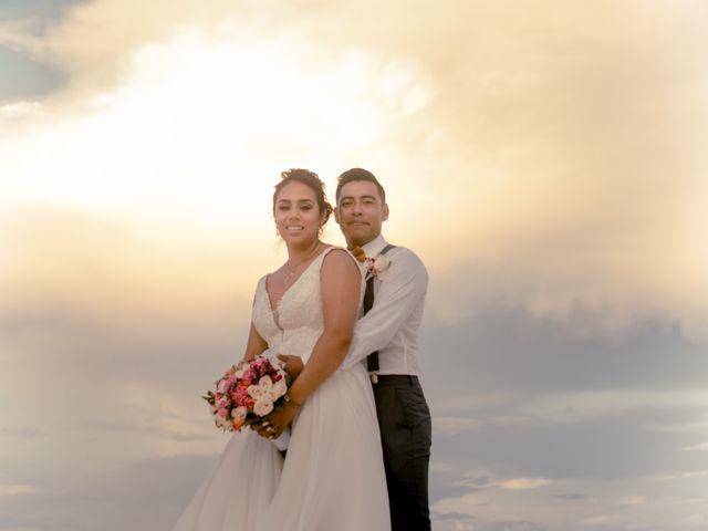 La boda de Hery y Brenda en Cancún, Quintana Roo 7