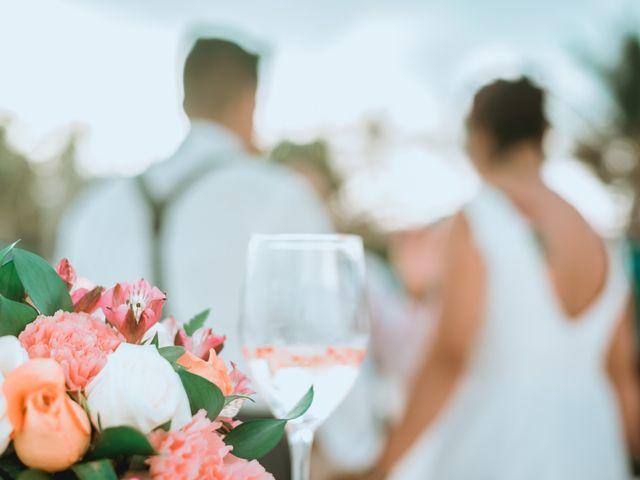 La boda de Hery y Brenda en Cancún, Quintana Roo 8