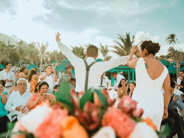 La boda de Hery y Brenda en Cancún, Quintana Roo 9