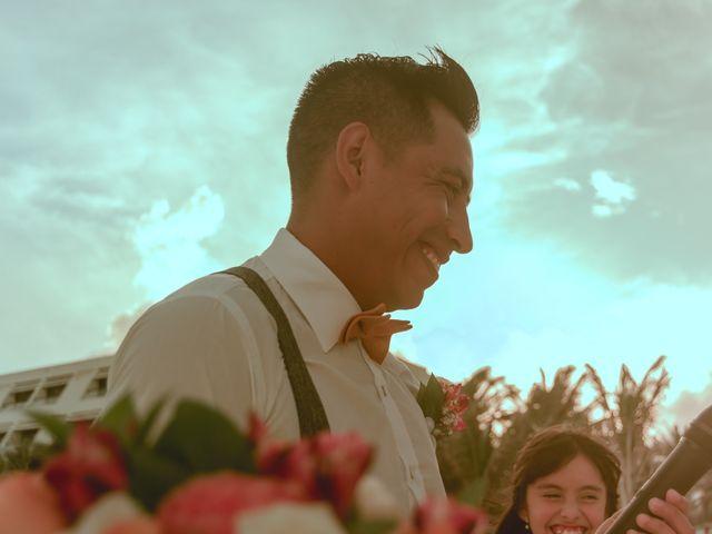La boda de Hery y Brenda en Cancún, Quintana Roo 11