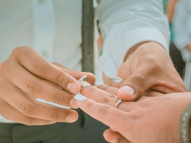 La boda de Hery y Brenda en Cancún, Quintana Roo 12