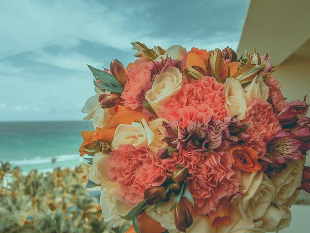 La boda de Hery y Brenda en Cancún, Quintana Roo 15