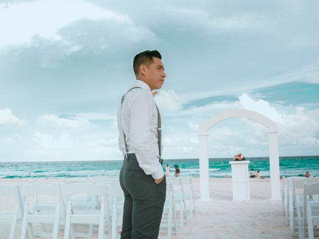 La boda de Hery y Brenda en Cancún, Quintana Roo 16