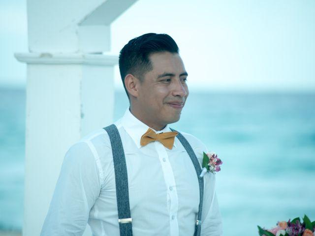 La boda de Hery y Brenda en Cancún, Quintana Roo 17