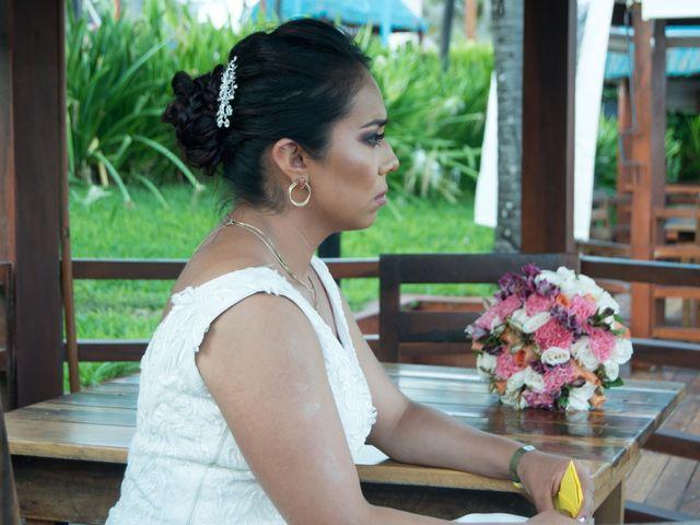 La boda de Hery y Brenda en Cancún, Quintana Roo 19