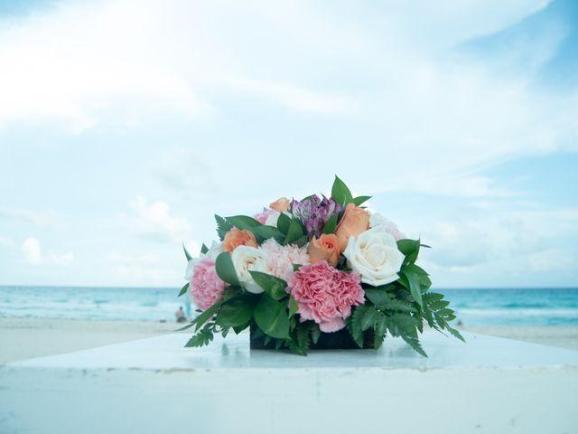 La boda de Hery y Brenda en Cancún, Quintana Roo 23