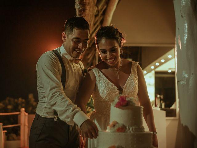 La boda de Hery y Brenda en Cancún, Quintana Roo 29