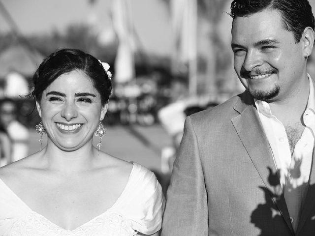 La boda de Emilio y Rebeca