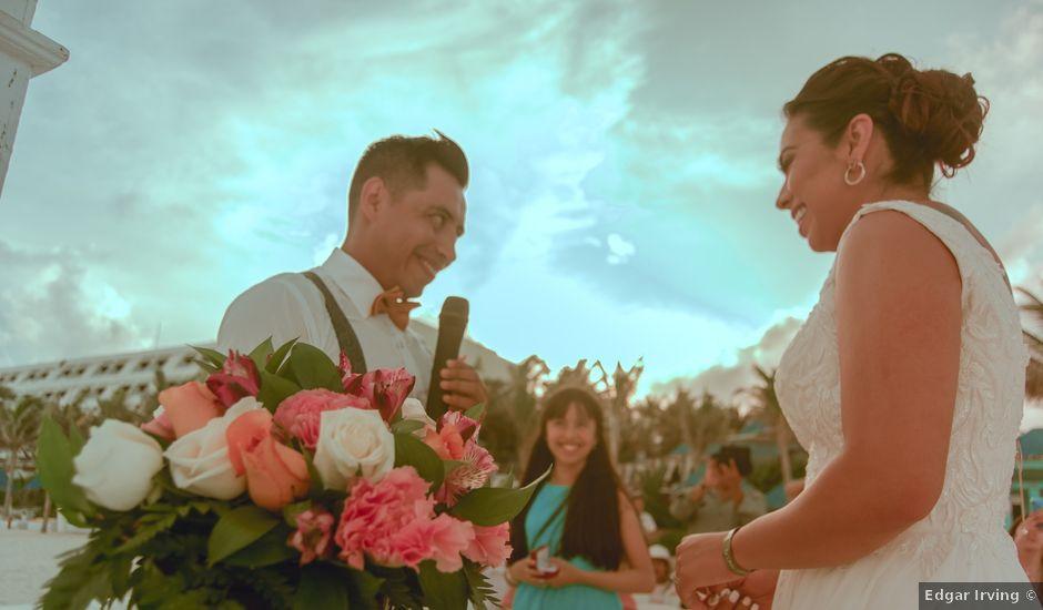 La boda de Hery y Brenda en Cancún, Quintana Roo