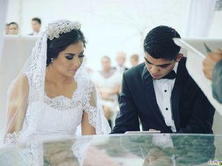 La boda de Topacio  y Josué  3