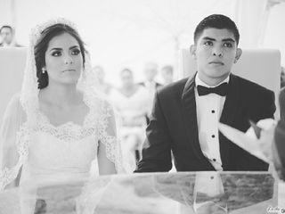 La boda de Topacio  y Josué