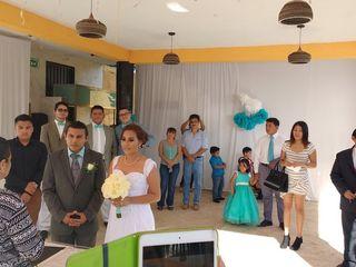 La boda de Javier y Katia 2
