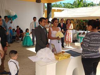 La boda de Javier y Katia 3