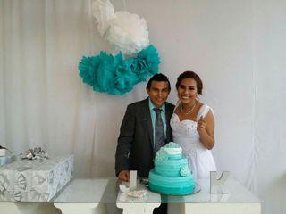 La boda de Javier y Katia