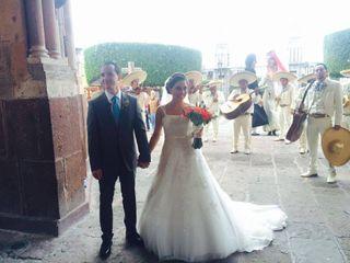 La boda de Ale y Héctor