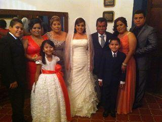 La boda de Marisela y Oskar 1
