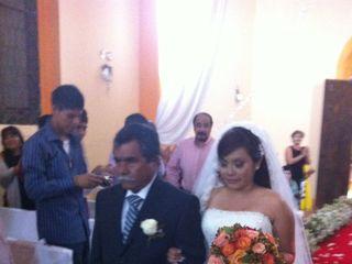 La boda de Marisela y Oskar 2
