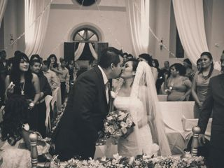 La boda de Marisela y Oskar