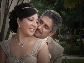 La boda de Mireya y Marcos
