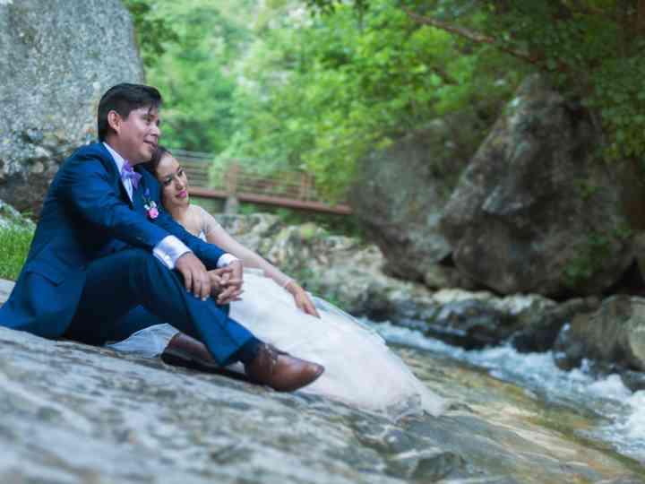 La boda de Yadira y Alfredo
