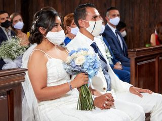 La boda de Lupi y Raúl 1