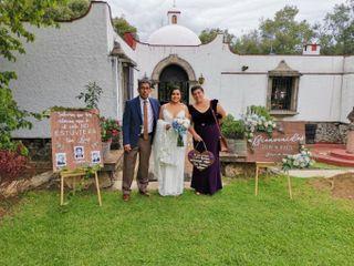 La boda de Lupi y Raúl 3