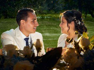 La boda de Lupi y Raúl