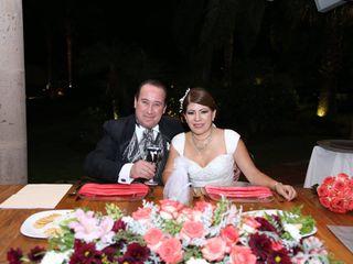 La boda de Gloria y Diego
