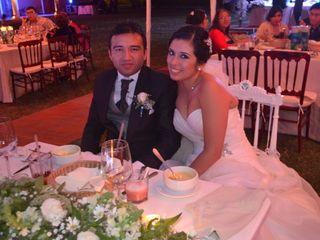 La boda de Nayeli y Sergio