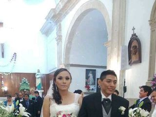 La boda de Irene y David 2