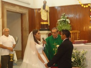 La boda de Irene y David 3