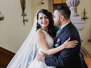 La boda de Ivone y Edgar 1