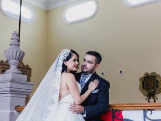 La boda de Ivone y Edgar 2