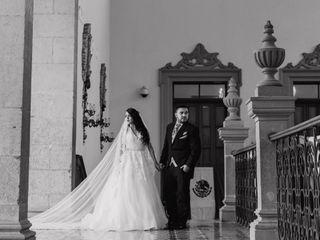 La boda de Ivone y Edgar 3