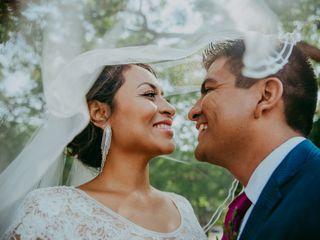 La boda de Gisela y Giovanny