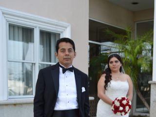 La boda de Raúl y Fernanda