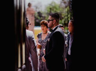 La boda de Diana y Edgar 2