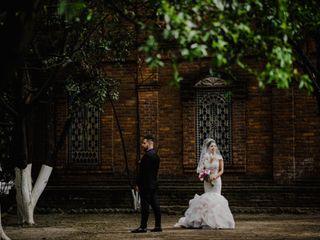 La boda de Diana y Edgar