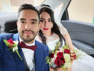 La boda de Karina Noemí y Benjamin
