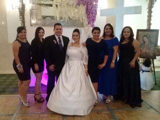 La boda de Montserrat y Fernando 1