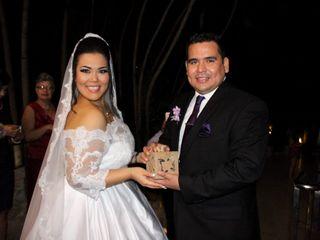 La boda de Montserrat y Fernando