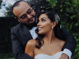 La boda de Ana y Gil